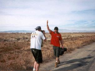 The Hitch-hiking Finger